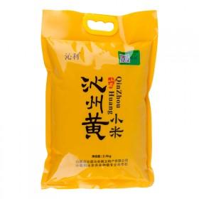 沁州黄小米5斤家庭装