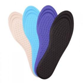 透气吸汗鞋垫男女防臭除臭运动减震舒适软底垫子