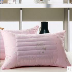 【厂家直销】枕头枕芯护颈透气两用荞麦枕