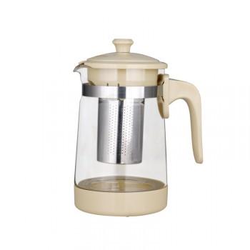 玻璃耐热花茶杯功夫红茶杯过滤冲茶器家用水壶泡茶壶