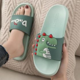 拖女夏季家用浴室洗澡情侣室内防滑亲子儿童凉拖鞋