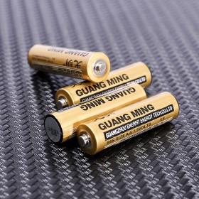 20节光明5号7号干电池通用性碳性AAA电池玩具