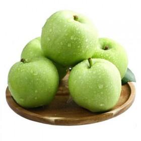现摘现发青苹果酸甜可口老人孕妇小孩非红富士嘎啦5斤