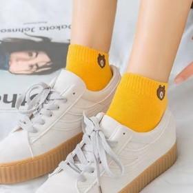 2020新款袜子女薄款夏季船袜