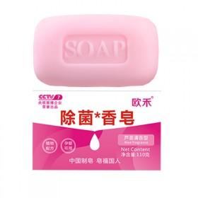 1块香皂洗脸洗澡男女通用110克