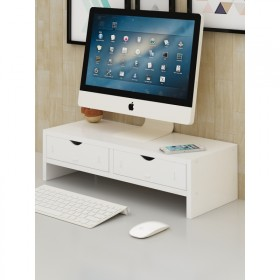 电脑台式增高架护颈办公室桌面收纳神器显示器屏幕底座