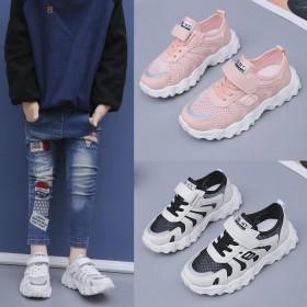2020春季新款儿童运动鞋男童透气网鞋女童
