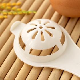 创意蛋清分离器鸡蛋过滤器分蛋器厨房烘焙蛋黄蛋白分离