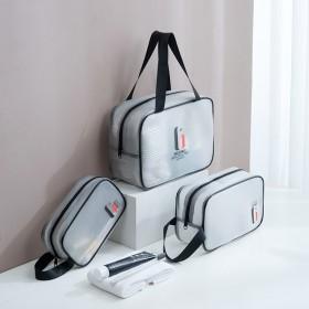 便携小号大容量防水洗澡浴兜袋旅行收纳品男女洗漱包