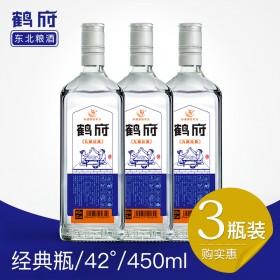 鹤府白酒东北白酒