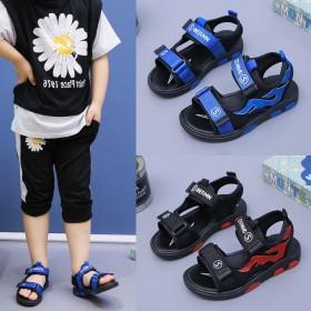 新款男童儿童凉鞋男夏季凉鞋