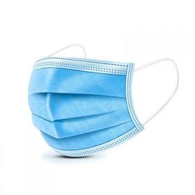 20个一次性口罩三层熔喷布防护口罩
