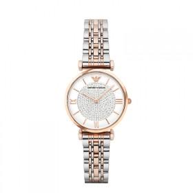 礼物阿玛尼满天星超薄石英女士手表网红同款