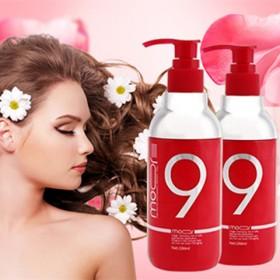 弹力素护卷发蓬松保湿定型啫喱水修护女烫头发后增弹护