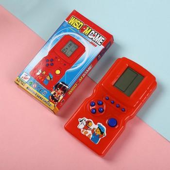 掌上游戏机80后90后怀旧老式小型掌机儿童益智玩具
