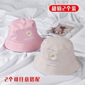 【两顶】渔夫帽男女时尚潮流百搭遮阳盆帽GD同款