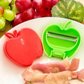 创意家用不锈钢多功能苹果削皮刀 厨房用品