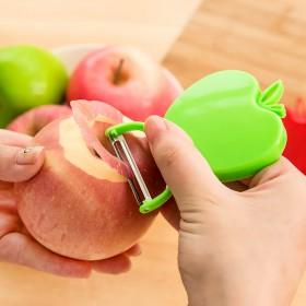 多功能苹果削皮刀 水果削皮器瓜刨 厨房用品10g
