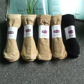 春夏新款钢丝袜 超薄轻凉透气孔舒适度100%