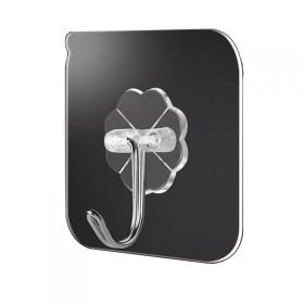 挂钩强力粘胶贴墙壁壁挂承重吸盘厨房挂勾免打孔粘钩
