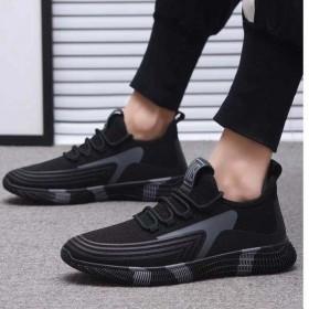 2020新款男鞋休闲韩版夏季透气运动跑步鞋布鞋低帮