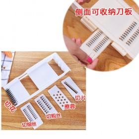 多功能切菜器家用土豆丝切丝器土豆片切片擦丝刨丝器