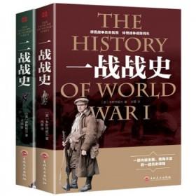 【2册】 一战战史 二战战史 历史书籍
