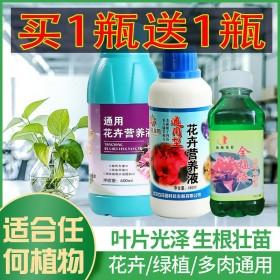 发2瓶】营养液花卉盆栽绿萝多肉蔬菜有机液体花肥料
