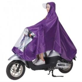 雨衣雨披电动车雨衣单人双人雨衣护脸