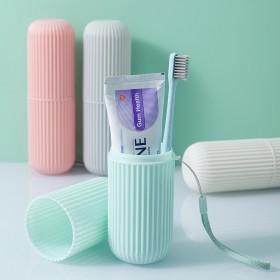 牙刷牙具收纳盒旅行情侣洗漱口杯牙缸刷牙杯子