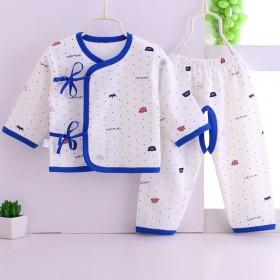 新生儿衣服婴儿纯棉内衣套装刚初生宝宝和尚服秋衣秋裤
