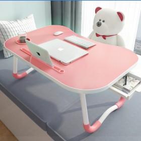 床上书桌笔记本电脑桌学生宿舍写字桌小桌子折叠桌宿舍