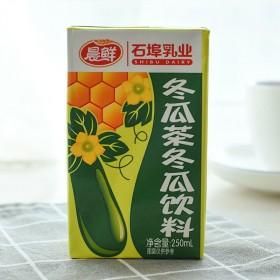 蜂蜜冬瓜茶 整箱250ml×24盒冬植物凉茶