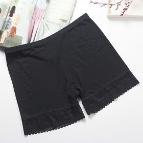 新款莫代尔透气舒适安全裤打底裤