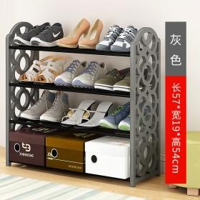 鞋架简易鞋柜多层防尘经济型宿舍寝室鞋架子杂物收纳架