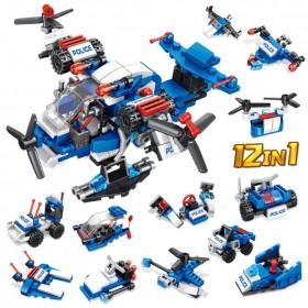 儿童启蒙拼装积木玩具