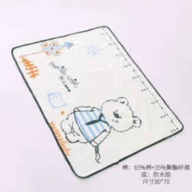 婴儿隔尿垫防水可洗透气床垫
