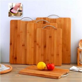 碳化竹菜板菜板竹子砧板天然楠竹切菜板刀板案板擀面板