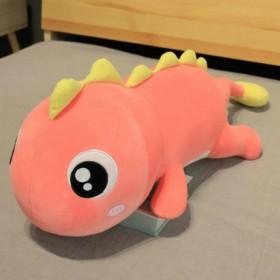 可爱恐龙毛绒玩具熊公仔床上陪你睡觉抱枕玩...