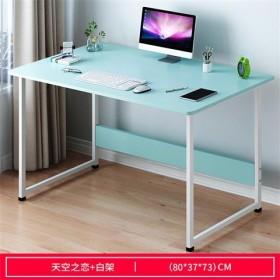 电脑桌台式家用办公桌子卧室书桌简约现代写字桌学生