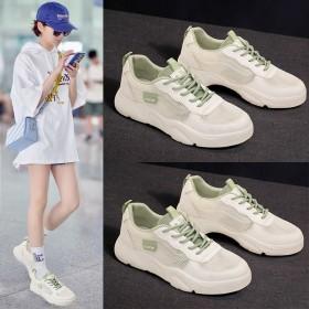 小白鞋女学生韩版百搭2020夏季新款