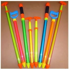儿童玩具塑料水枪 漂流水枪玩具高压 针筒水枪抽拉式