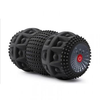 电动瑜伽按摩棒震动筋膜球