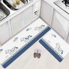 进门地板垫防油吸水厨房地垫脚垫卫生间浴室防滑垫