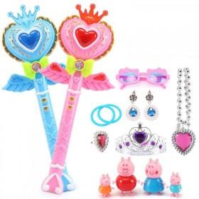 儿童小女孩玩具巴啦啦小魔仙魔法棒仙女棒芭拉魔仙变身