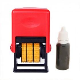 日期打码机打生产日期食品手动日期打码机喷码机小型油