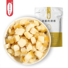 甜蜜的诱惑 蜜饯果脯柚子皮QQ糖口感