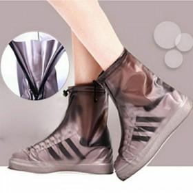 【防滑耐磨加厚款】防雨鞋套下雨天男女雨鞋套防滑防