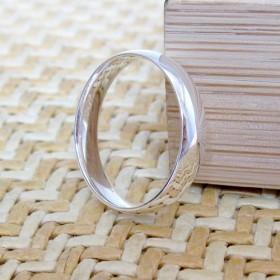 百搭光面纯银戒指999足银男女通用单只送红色线绳