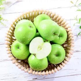现摘青苹果10斤装水果新鲜丑平果当季陕西红丑冰糖心